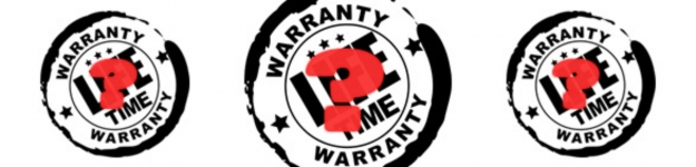 Lifetime Warranty really for a Lifetime