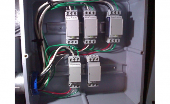 Individual Circuit Surge Protection