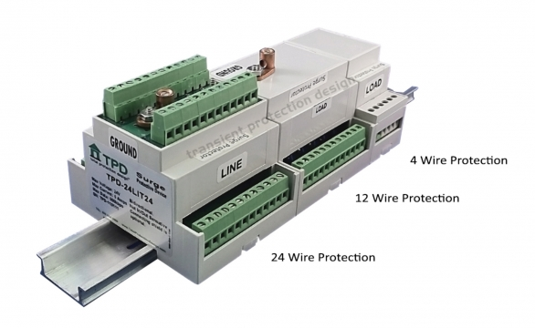 TPD LIT Surge Protection Family