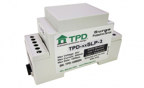 4 to 20mA Communication Line Surge Lightning Protection 2 Wire