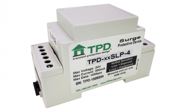 4 to 20mA Communication Line Surge Lightning Protection 4 Wire