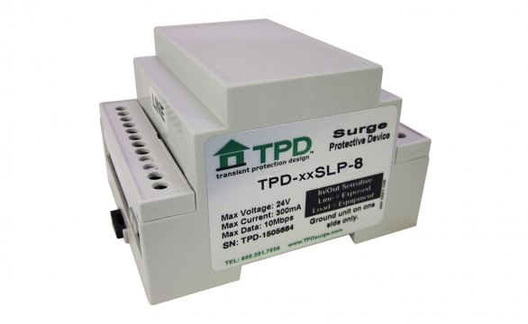 Communication Lines Surge Protection 31V to 50V