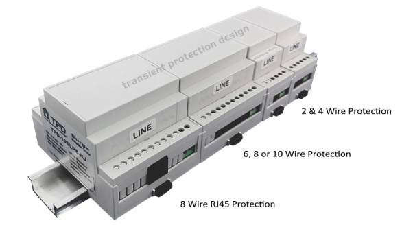 4 to 20mA Communication Line Surge Lightning Protection Family